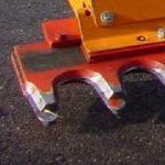 Buldozer Acvatic - Cutit Taietor Lateral pentru grosimi de max 4,5cm