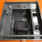 Compartimentul ergonomic al operatorului