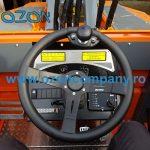 Barca taiat stuf C485 - Comenzi ergonomice
