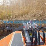 Barca taiat stuf C485 - Furca Frontala puternica