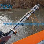 Barca taiat stuf C485 - Taietorul lateral dublu Busatis