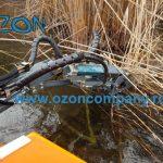 Barca taiat stuf C485 - Taietor lateral maluri si diguri