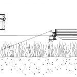 Amfibie Utilitara C580 H - Modul de functionare al Cutitului Tarator