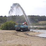 Amfibie Utilitara C625H - Decolmatand