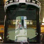 Combina Acvatica MC105-10 - Cabina operatorului