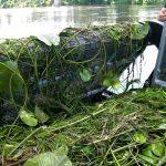 Combina Acvatica MC105-6 - Descarcarea vegetatiei taiate