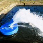 Aerator profesional Aqua Jet