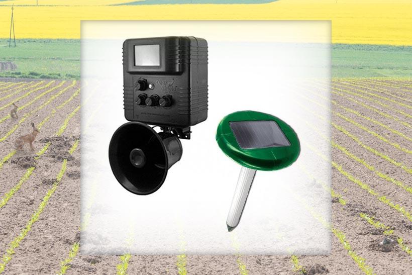 Dispozitive pentru indepartarea animalelor nedorite / daunatorilor