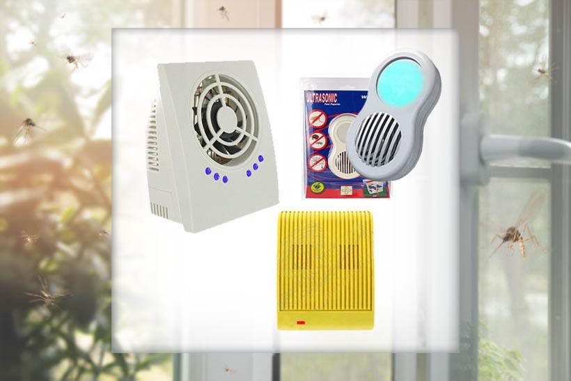 Dispozitive pentru indepartarea insectelor / dispozitive ultrasonice