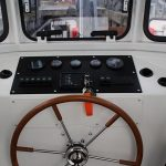 Conver C98 • Cabina spatioasa / comenzi amplasate ergonomic