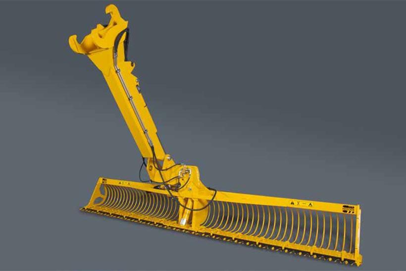 Herder – extensie brat excavator