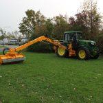 Herder Cavalier • tractorul este in continuare stabil