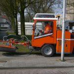 Conver C3 - Curatare trotuare