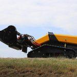 Conver CR10 – vehicul multifunctional radiocomandat
