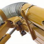 Herder – unitate colectare frunze • tubulatura si proiectoare LED