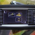 Herder Grenadier • monitorizare cu Sistemul de reglare automata a presiunii de pe sol ABR