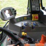 Herder Musketier • joystick si panou de control plasate egonomic