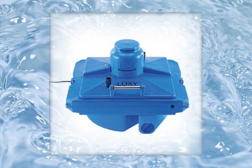 Linn Loxy - sistem de imbogatire cu oxigen