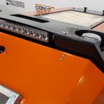 Conver CR10 • proiector frontal LED