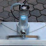 Linn • Pompa mal cu sistem aspirare Model 1
