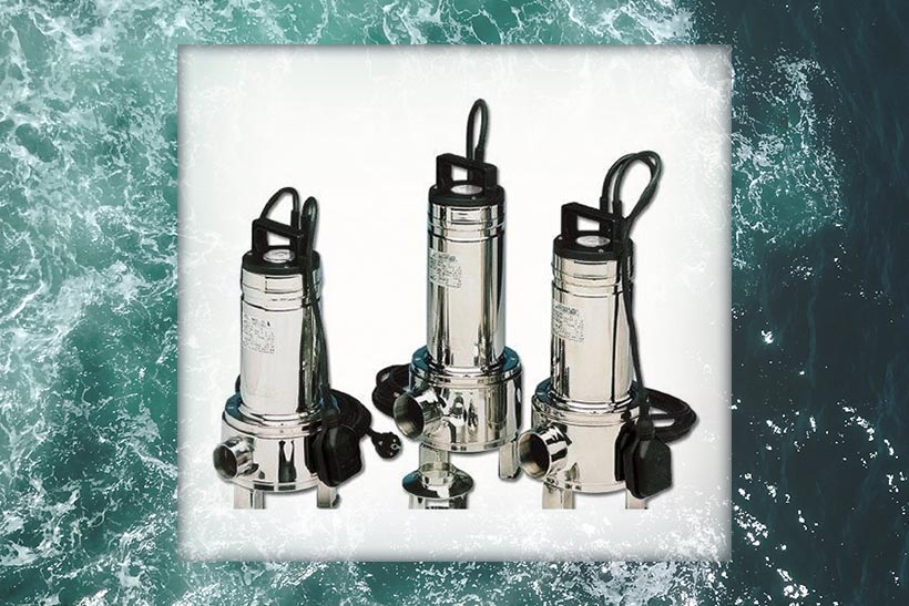 Linn – pompa submersibila