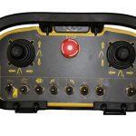 Radiocomanda - Operatorul sta in siguranta • Distrugator de buturugi cu antrenare PTO • Herder-Fermex SC-630H