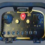 Radiocomanda • Distrugator buturugi si radacini autopropulsat • Herder-Fermex SCT-550H Senilat