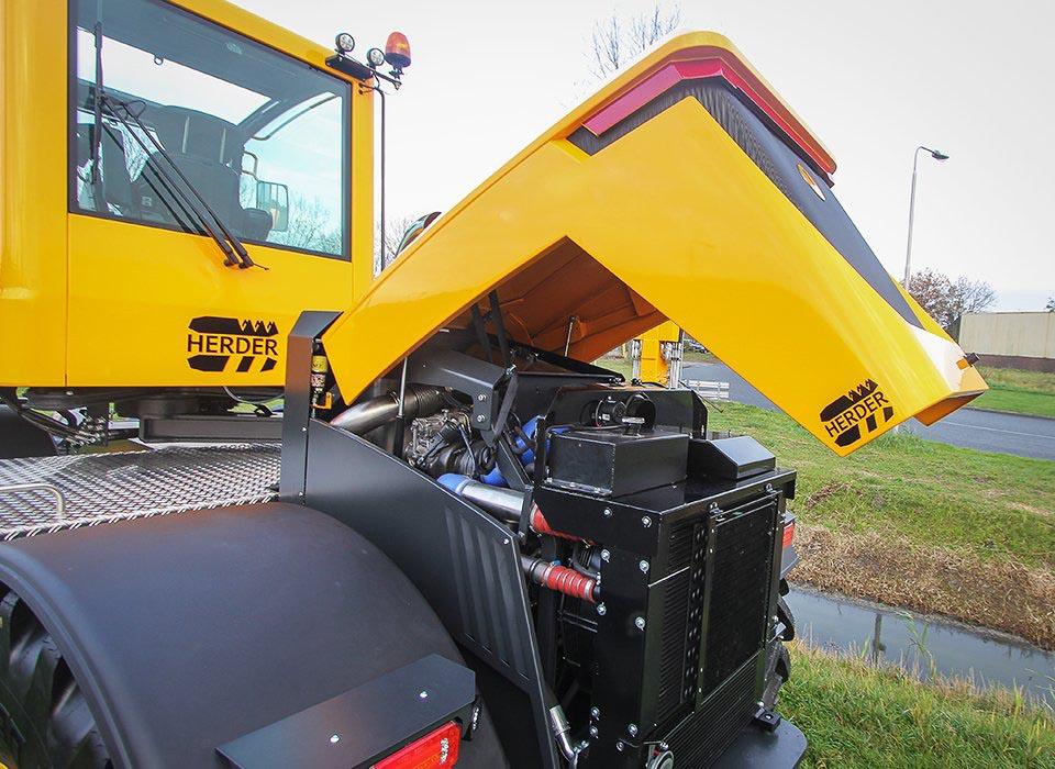 Ozon Company - Herder One - motor puternic